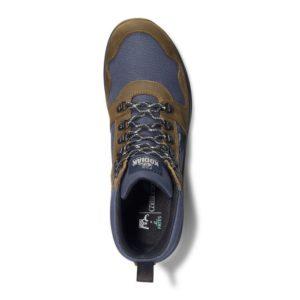 Kodiak Skogan Mid Waterproof Hiker boots top view