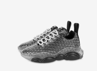 Moschino Double Bubble Wrap Sneakers