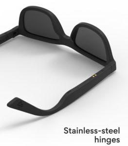 Dusk sunglasses stainless steel hinges