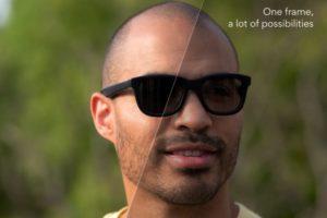 a man wearing Dusk sunglasses