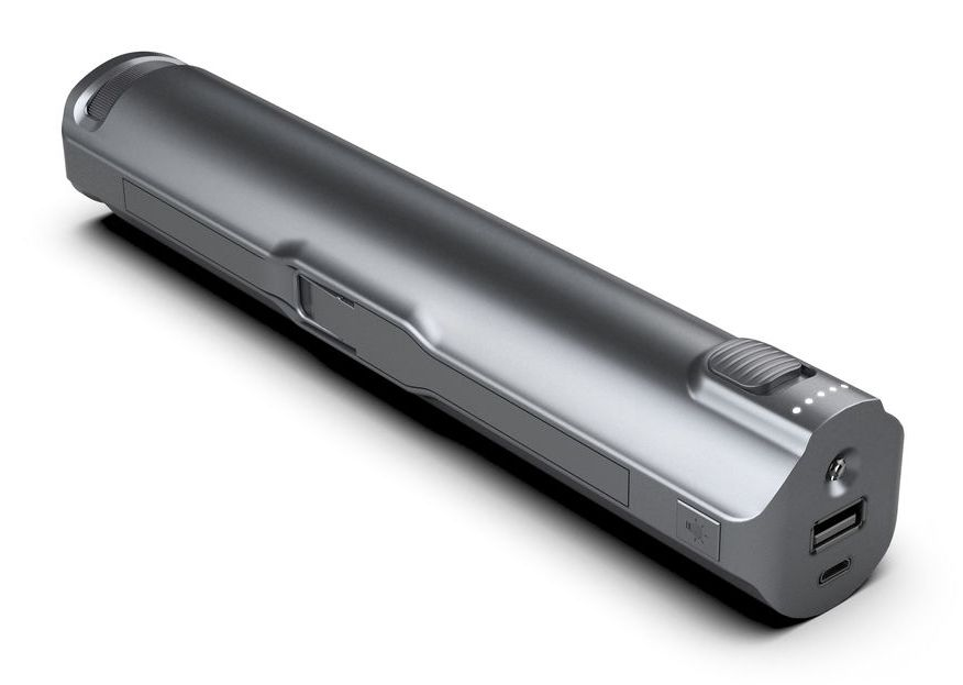 xsolar solar charger cylinder